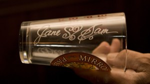Signature Hand Engraving