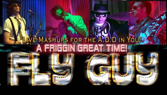 Fly Guy Mash-Up Band